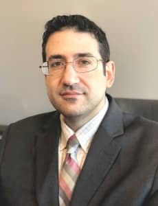 Law Firm Partner and Attorney Andrew J. Becker